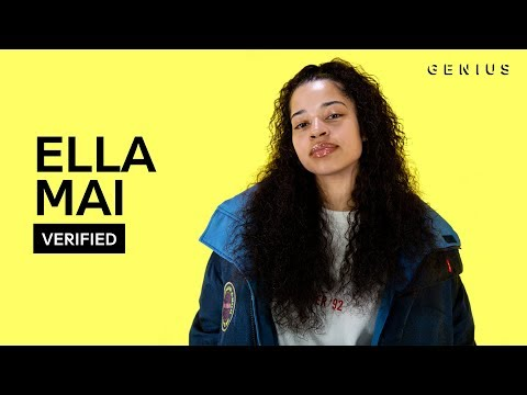 Ella Mai Bood Up Official Lyrics Amp Meaning Verified