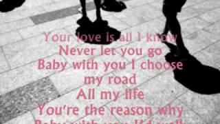 Keep On Walking -Ronan Keating (with lyrics)