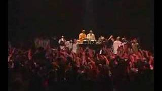 Eminem, D12, 50 Cent, G Unit Live in Detroit - Rap Game
