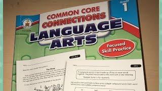Common Core Connections Language Arts Grade 1