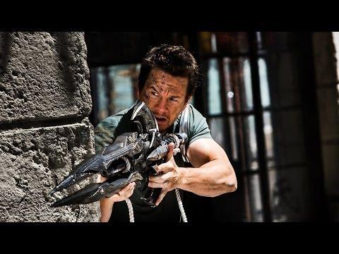 Video trailer för Transformers: Age of Extinction - Take The Gun