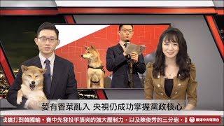 【新聞聯播】不分區風暴吳敦義痛哭 神獸柚子成永久榮譽黨主席 |眼球中央電視台