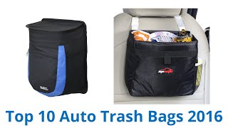 Itouchless Custom Fit Trash Bags Pactor Heavy Duty Drawstring 60