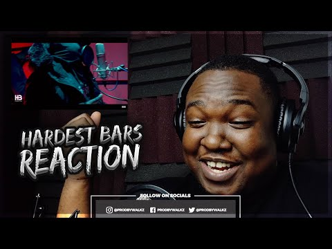 OMG I GOT A HB FREESTYLE!!!! ProdByWalkz - HB Freestyle | Link Up TV (REACTION)