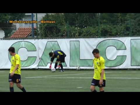 Preview video Monteruscello - Bellizzi Calcio (1° tempo)