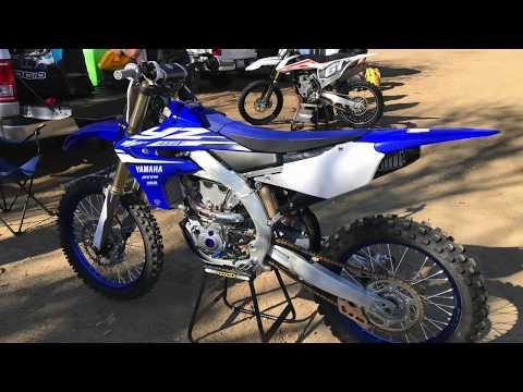 2018 Yamaha YZ450F in Las Vegas, Nevada
