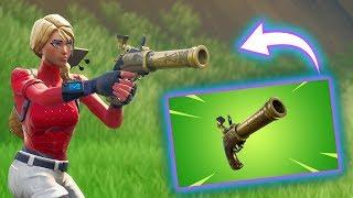 **nueva Arma** Pistola De Mecha!!! Fortnite Battle Royale - Luzu
