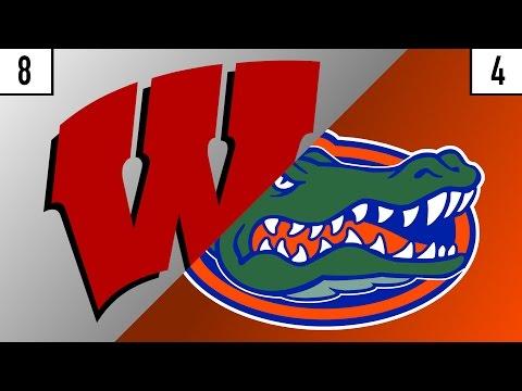 8 Wisconsin vs. 4 Florida Prediction | Who's Got Next?