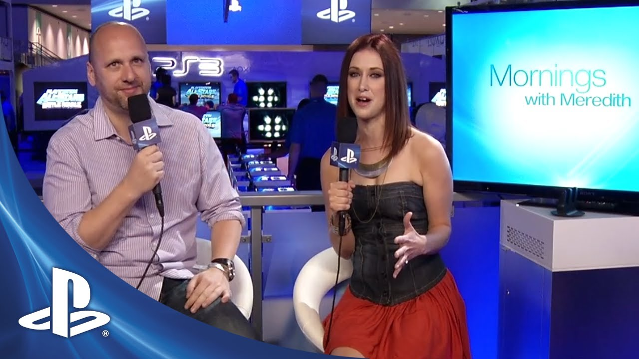 Live Game Demos: The Best of E3 2012