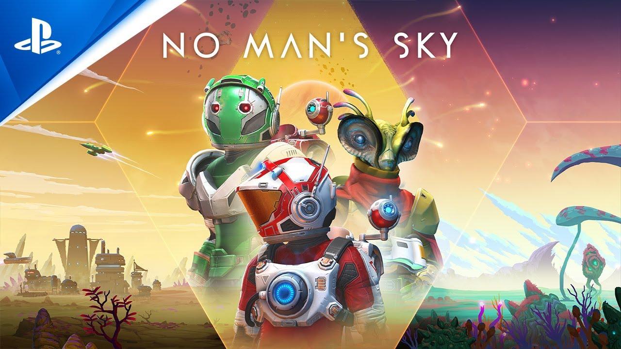 "No Man's Sky – ""Frontiers"" bringt viele neue Inhalte"