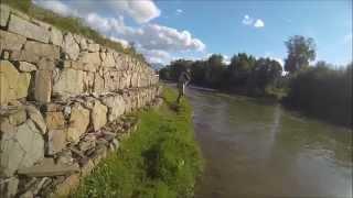 preview picture of video 'Biały Dunajec  sierpień 2014 C&R'
