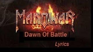 Manowar - Dawn Of Battle Lyrics