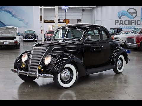 1937 Ford Coupe for Sale - CC-1007762