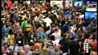SMG: E! at Comic Con