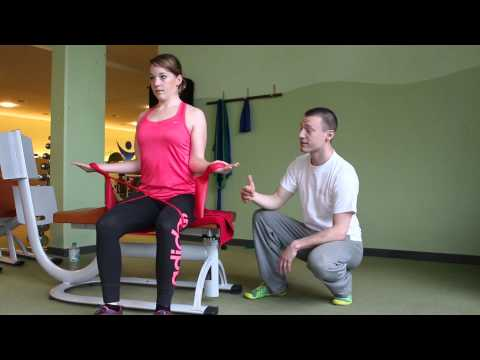Video arthritischen Knie Trainingsprogramm