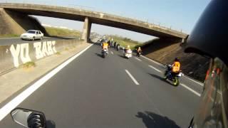 Manif FFMC 17 31 mars 2012 Pont de l'ile de Ré 2