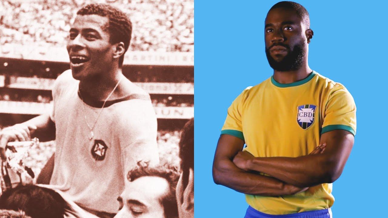 Brazil World Cup Jerseys Throughout History thumbnail