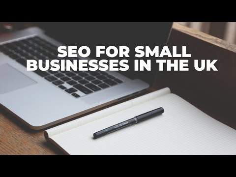 SEO For Small Businesses in the UK : 5 Easy Ways to Improve!