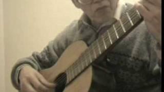 ,,Не брани меня,..  семиструнная гитара