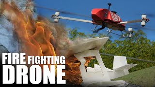 Fire Fighting Drone | Flite Test