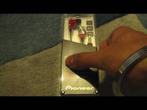 Savet za jednostavniju kupovinu i upotrebu slušalica PIONEER SE-CL721-K