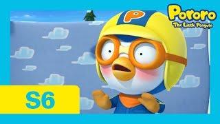 Pororo Season 6 | #15 Grumpy Pororo! | Who wet his bed yesterday?