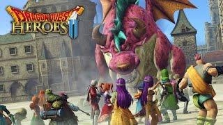 Dragon Quest Heroes II video