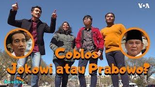 Mahasiswa Indonesia di Amerika Serikat, Pilih Jokowi atau Prabowo?