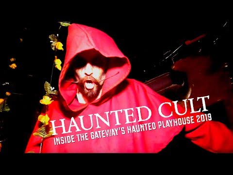 HAUNTED CULT takes over The Gateway Haunted House 2019