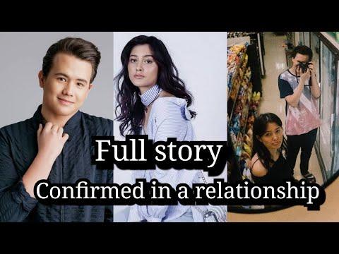 Jk labajo of Buwan and Asia's Next Top Model winner Maureen Wroblewitz confirmed in a relation!