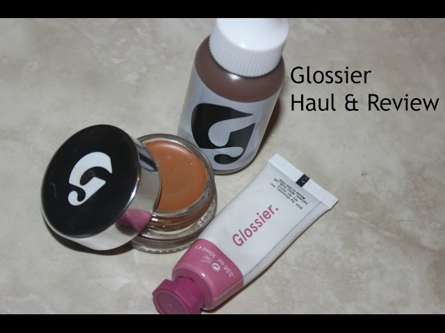Glossier-haul-review-perfecting
