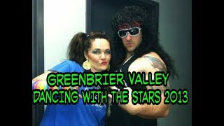 """Greenbrier Valley's 3rd Annual """"Dancing With The Stars"""" April 21, 2013"""