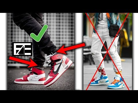 How to PROPERLY STYLE JORDAN 1s