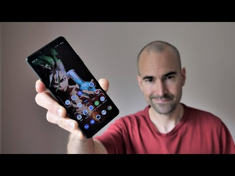 External Review Video glsK-BIX9Dc for Sony Xperia 10 II Smartphone