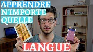 Une Technique ULTRA Efficace Pour Apprendre Une Langue 💪💪