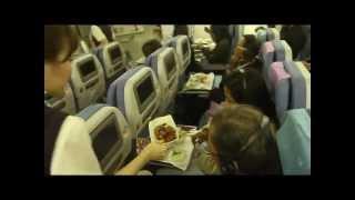 Philippine Airlines' Inaugural Flight to Toronto