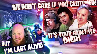I SAVED MY SQUAD AND I'M STILL TO BLAME!?  FT. NINJA, FEARITSELF & REVERSE2K