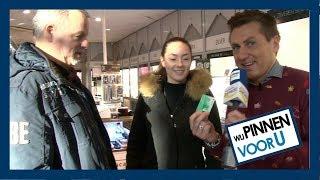 Wij Pinnen Voor U -  Lucardi - Shoppingcenter Overvecht