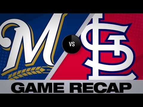 4/22/19: Fowler, Goldy power Cards past Brewers