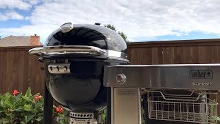 Weber Summit Charcoal Grill Review 1 Year Later- The Best Kamado Ever?