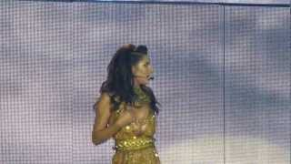 Cheryl Cole - Promise This (LIVE in Manchester)