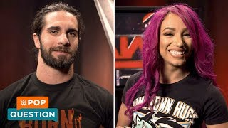 What are WWE Superstars' favorite comic books?: WWE Pop Question