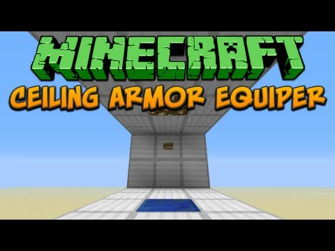 Minecraft Walkthrough - Multiple Items In An Item Frame