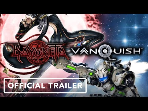 Bayonetta & Vanquish: 10th Anniversary - Official Trailer