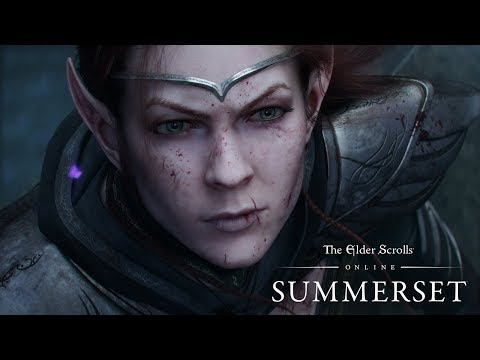 The Elder Scrolls Online: Summerset – Cinematic Teaser thumbnail