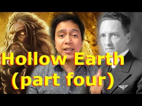Hollow Earth and Agartha (part four) - Alam nyo ba to?