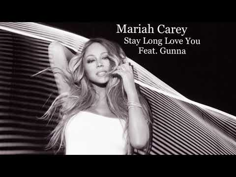 Mariah Carey ft. Gunna - Stay Long Love You Instrumental (In A Major)