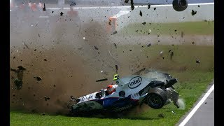 Brutal Crashes. Motorsports Mistakes. Fails Compilation #5
