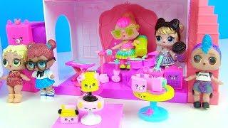 Куклы Лол Мультик! Школьный Концерт Блестящих Пупсов Лол! Детский мультик! Видео для детей
