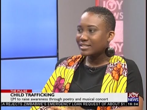 Child Trafficking – The Pulse on JoyNews (22-1-19)